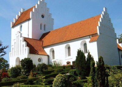 Nye retningslinjer for kirkegængere i Ejby