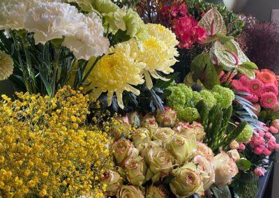 Bliv klar til Mors dag med blomster fra KL Art i Ejby