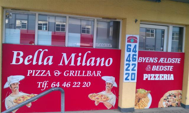 Bella Milano Pizza