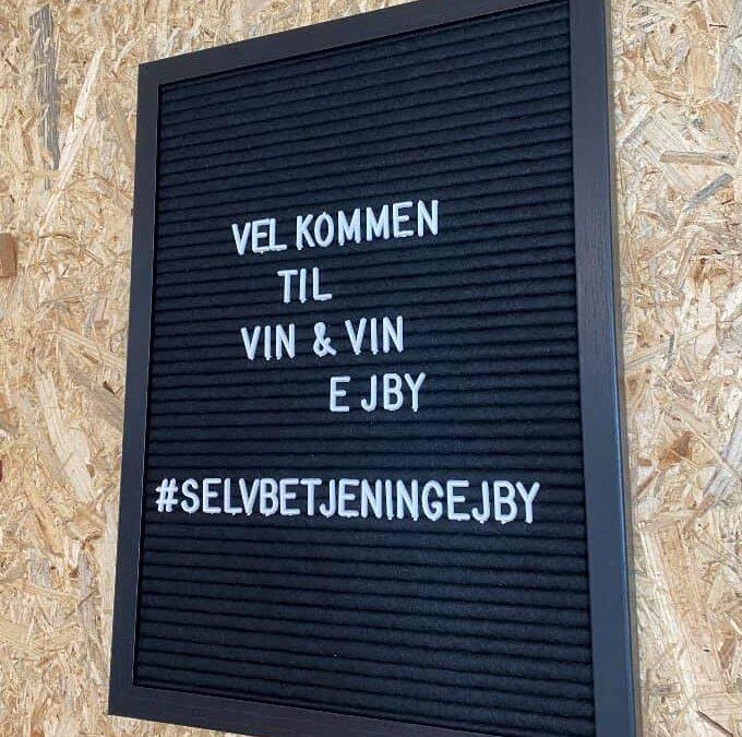 Vin & Vin Ejby